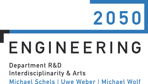 "ENGINEERING 2050 R&D Department ""Interdisziplinarity & Arts"""